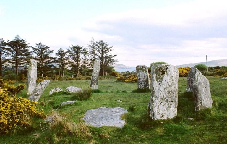 Deereenataggart Stone Circle