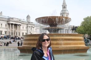11Carol @ Trafalgar Square
