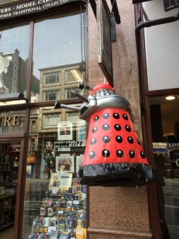 12.1Dr Who store