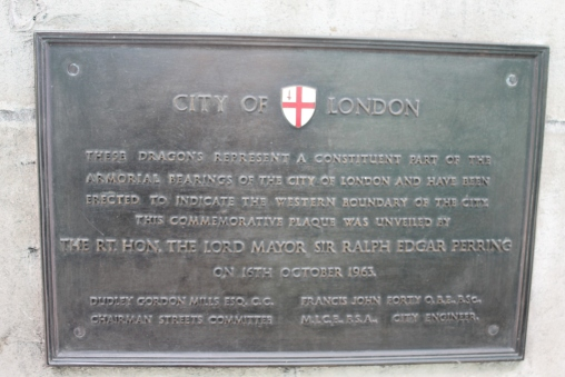 13Gate into old London