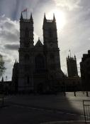 2Westminster Abbey in Morning Light