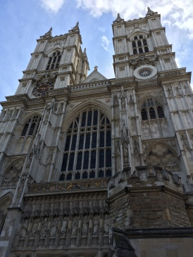 3Westminster Abbey