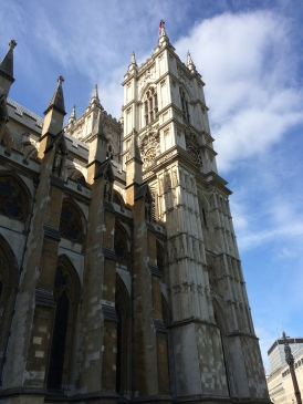 4Westminster Abbey
