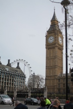 6Big Ben and the London Eye