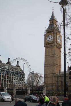 6Big Ben and the London Eye