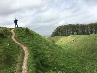 Barbury Castle