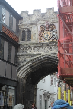 Cathedral Gate