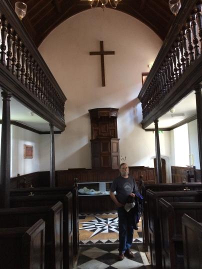 Chapel in Littlecote House