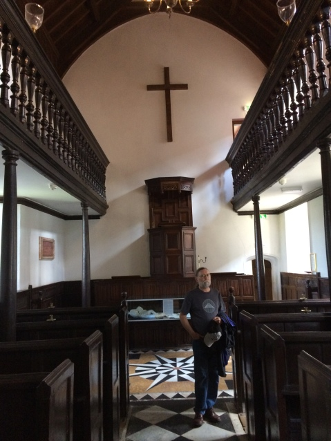 Chapel in Littlecote House