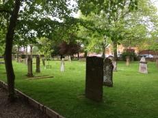 Churchyard and Holy Trinity