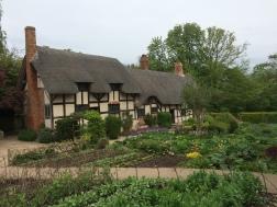 Anne Hathaway Cottage and Garden