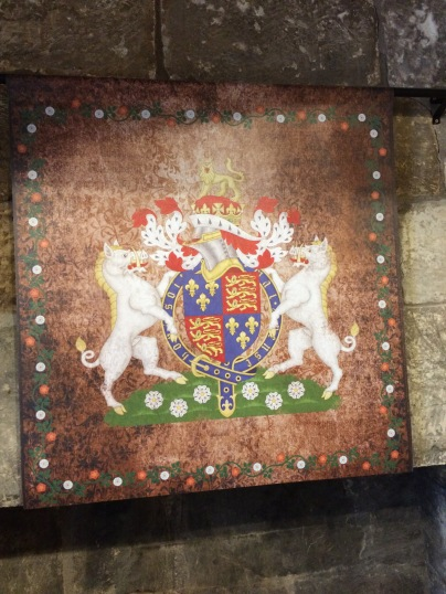 Richard III's Emblem (the white boar)