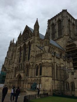 York Minster - South Transept