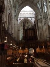 York Minster - Choir