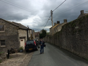 In the village of Middleham.