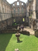 Rievaulx Abbey - The Refectory