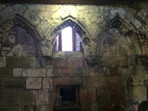 The chapel in Clifford's Tower