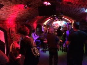 Inside the Cavern Club