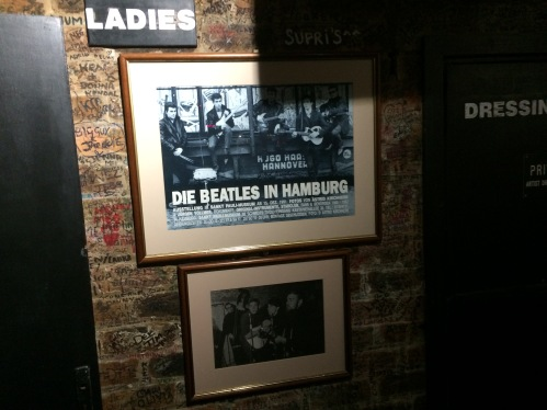 The Beatles in Hamburg