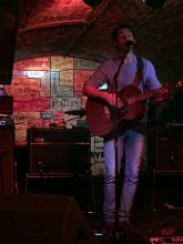 Guitar player at the Cavern Club