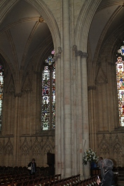 Inside the Nave