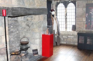 Inside Micklegate Bar (Henry VII Experience)