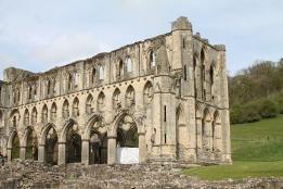 Rievaulx Abbey - Presbytery