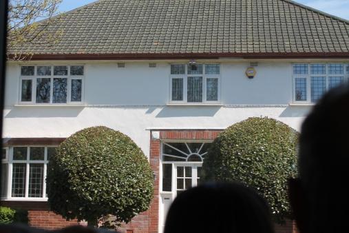 Brian Epstein's house