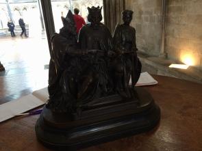 King John putting his seal on Magna Carta