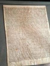 Magna Carta --copy from 1215