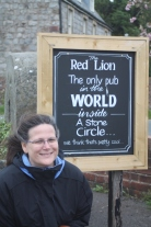 Red Lion Pub Sign