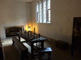 The pages' hall