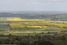 View from Uffington