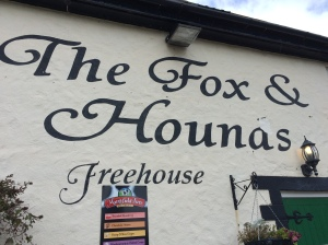 The Fox and Hounds Freehouse near Uffington.