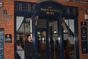 The Three Legged Mare (York)