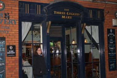 The Three Legged Mare (York)
