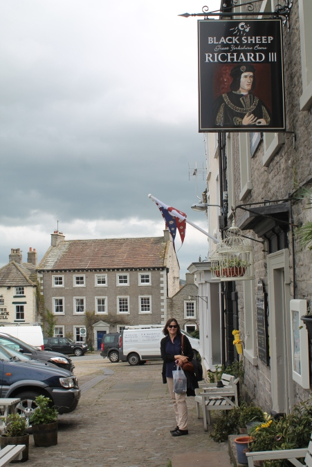 The Richard III Pub (Middleham, Yorkshire)