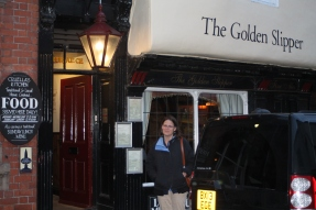 The Golden Slipper (York)