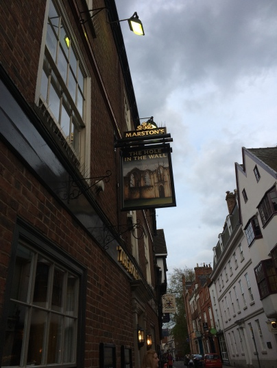 The Hole in the Wall pub (York)