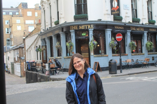The Mitre (London)