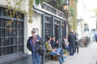 The Windsor Castle (London)