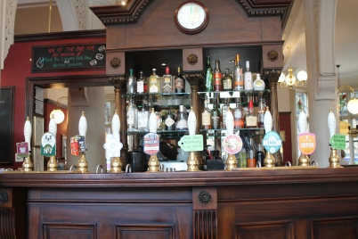 Taps at the York Tap Pub (York)