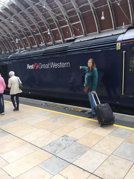 The Great Western!