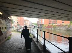 Walking through Bristol