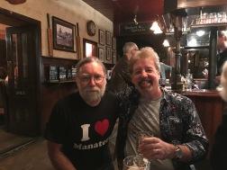 Mike and Glenn