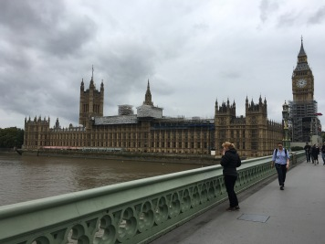 Westminster (from Westminster Bridge)