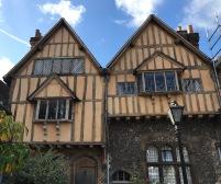 15th Century houses
