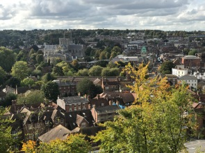 Winchester from St. Giles' Hill