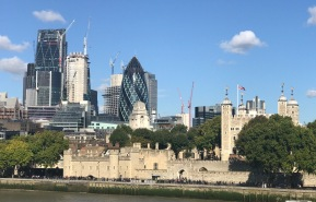 London: old and new