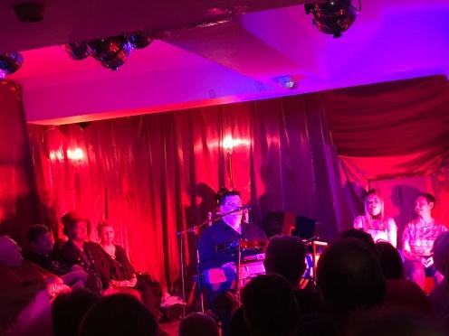 Peter Jones at the Islington
